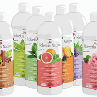 Helvetia-gels douches Bio 250ml