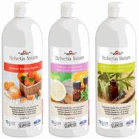 Helvetia-gels douches et shampoings Bio 1L