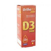 Ortho D3 Vitamine D3 2000UI