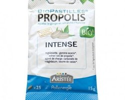 Pollenergie- Biopastilles Propolis intense Bio