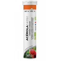 Diet'Horizon- Acérola 1470mg bte 14 cps Bio