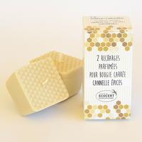 Cœur d'abeille Recharge Cannelle épices Bio