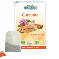 Biofloral- Infusions Curcuma Bio
