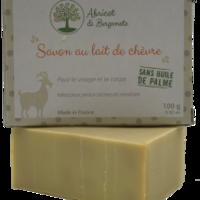 Eco-Conseils Savon lait de Chèvre Bio
