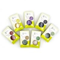 Abricot et Bergamote -  Éponges Konjac Naturelles Bio Citron