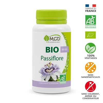 Passiflore Bio MGD 90 gélules