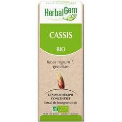 Herbalgem Cassis Bourgeons Bio 50ml