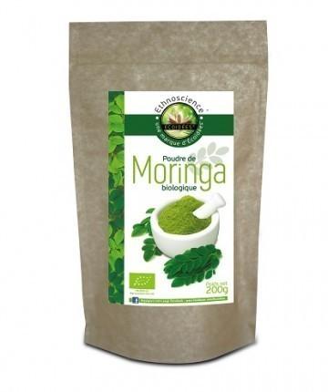 Moringa poudre 200g Ecoidées Bio