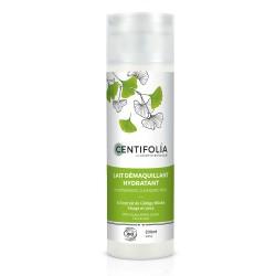Lait démaquillant hydratant Centifolia Bio