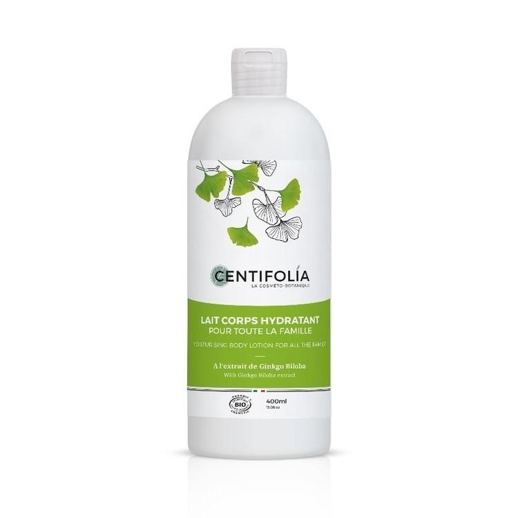 Lait corps hydratant pour toute la famille Centifolia Bio