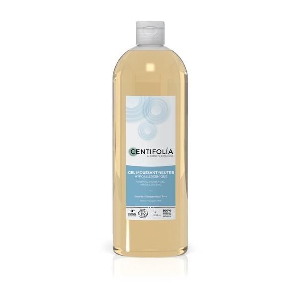 Gel moussant neutre Bio 1L