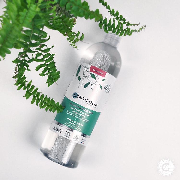 Eau micellaire purifiante Centifolia Bio