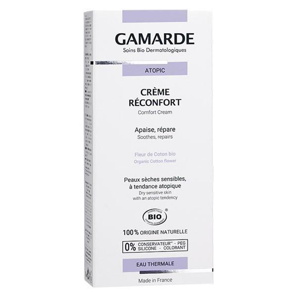 Crème réconfort Atopic Gamarde Bio