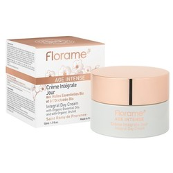 Crème intégrale jour Bio Florame