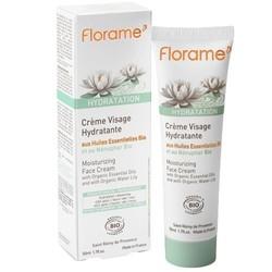 Crème hydratante visage Bio Florame