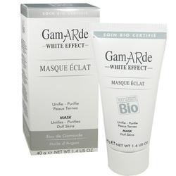 Masque éclat Bio Gamarde