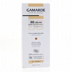 BB cream soin teinté peaux mates 4 en 1 Bio Gamarde