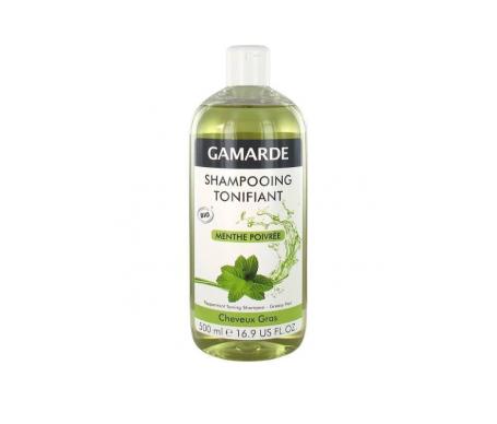 Shampoing tonifiant Bio Gamarde