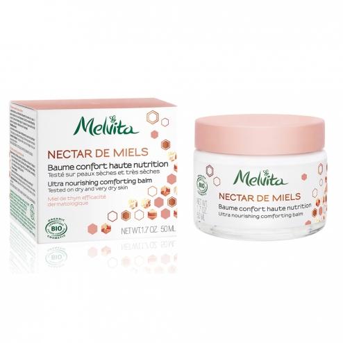 Baume confort haute nutrition Bio Melvita