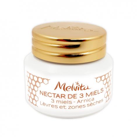 Baume nectar 3 miels Bio Melvita