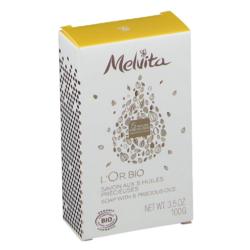 Savon aux 5 huiles précieuses Bio Melvita