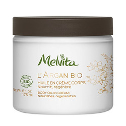 Huile en crème corps Bio Melvita
