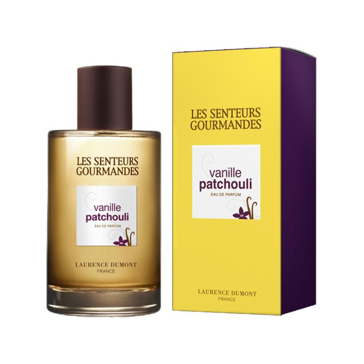 """Eau de parfum Vanille Patchouli """"Les senteurs gourmandes"""""""