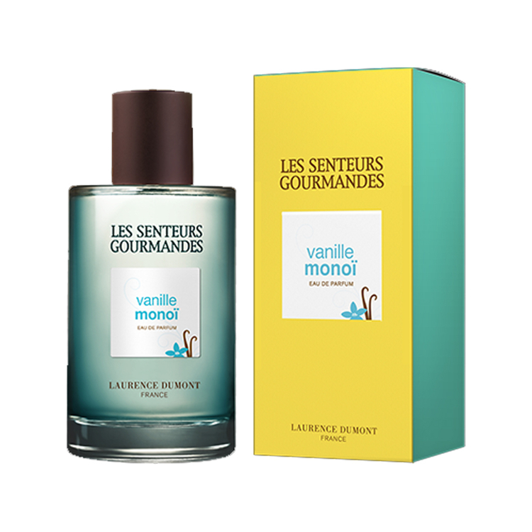 """Eau de parfum Vanille Monoi """"Les senteurs gourmandes"""""""
