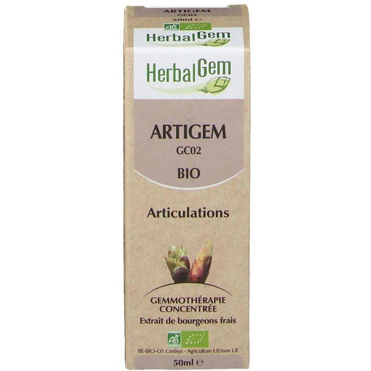 Herbalgem Artigem Bourgeons 15 ml Bio