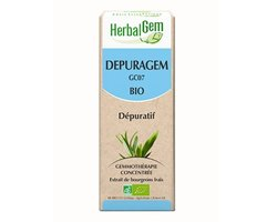 Herbalgem Depuragem Bourgeons Bio 50 ml