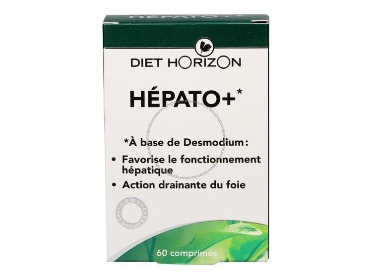 Hepato+ Diet'Horizon bte 60 cps