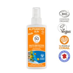 Solaire Kids SPF50 Bio Alphanova spray 125 ml