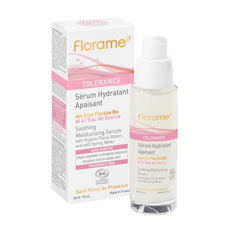 Sérum hydratant apaisant Bio Florame