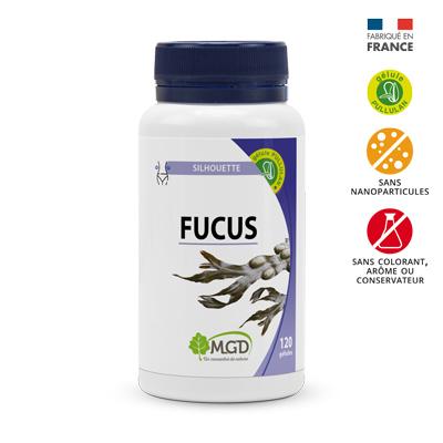 Fucus MGD 120 gélules