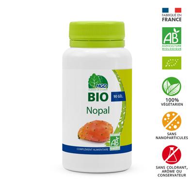 Nopal Bio MGD 90 gélules