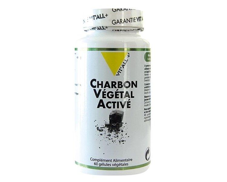 Charbon végétal activé Vit'All+