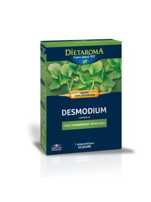 Desmodium Dietaroma 20 ampoules