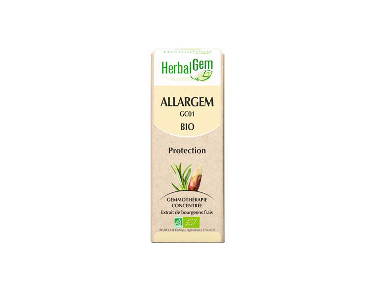 Herbalgem Allargem Bourgeons Bio 15 ml