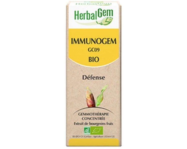 Herbalgem Immunogem Bourgeons Bio 15 ml