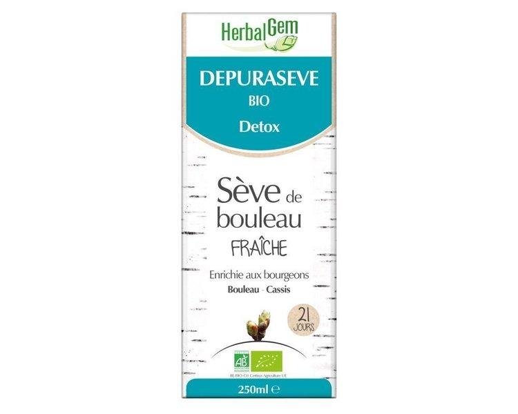 Herbalgem Depuraseve Bio 250 ml