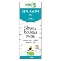 HERBALGEM- Depuraseve Détox Bio 250 ml