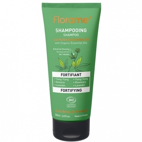 Shampoing fortifiant Bio Florame 200 ml