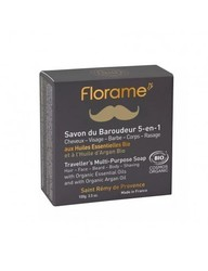 Savon du baroudeur 5 en 1 Bio Florame