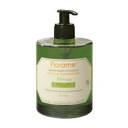 Savon liquide verveine Bio Florame 500 ml