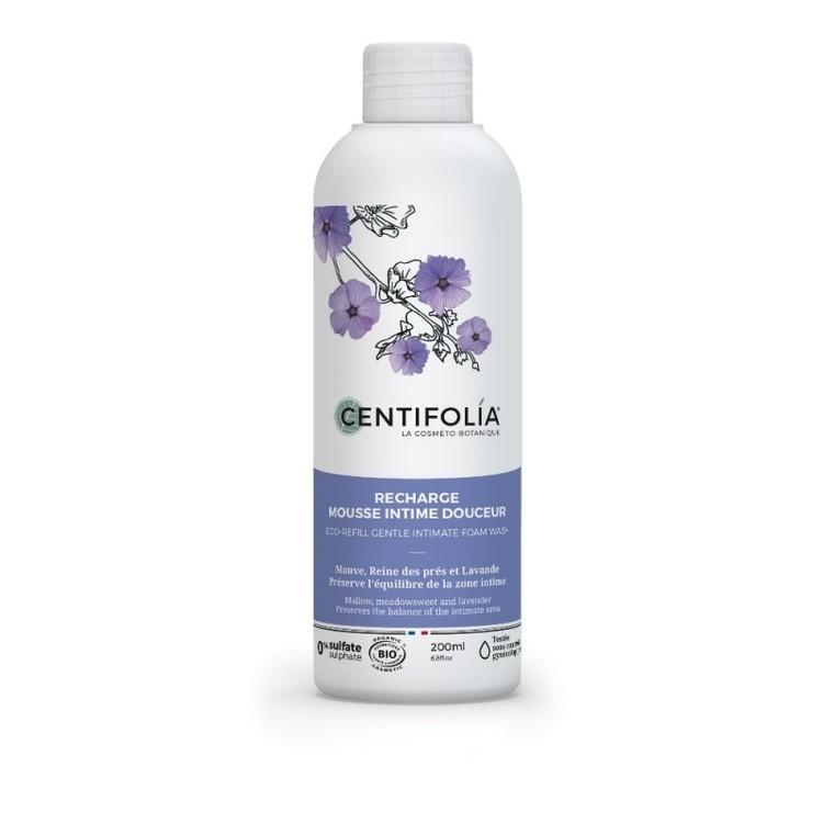 Recharge mousse intime Bio Centifolia 200 ml