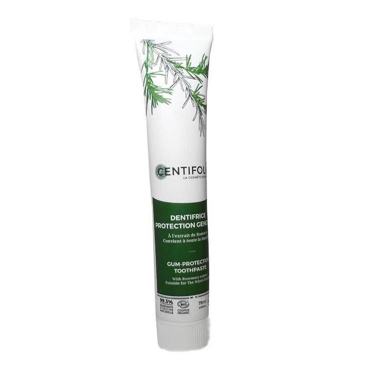 Dentifrice protection et gencives Bio Centifolia