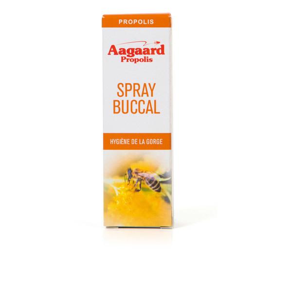 Spray buccal propolin Bio aagaard 15ml