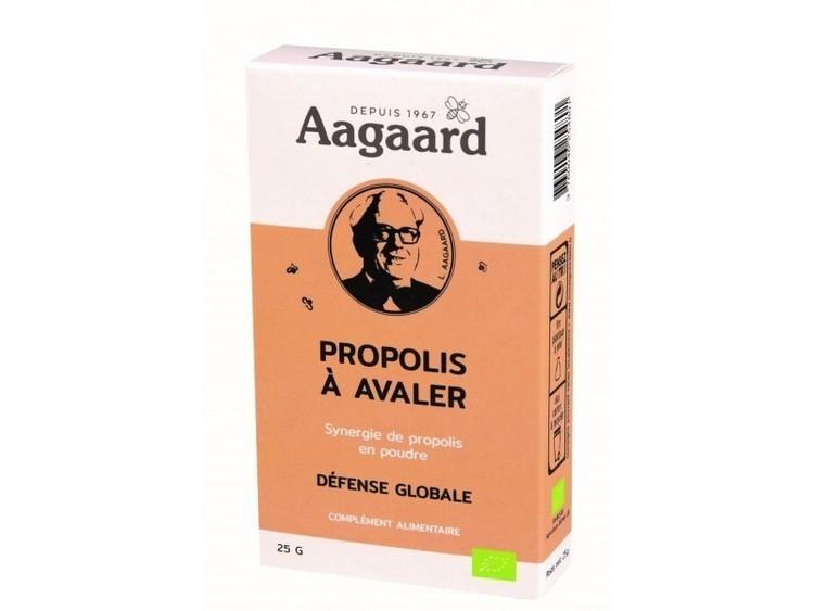 Propolis à avaler Bio Aagard 20g