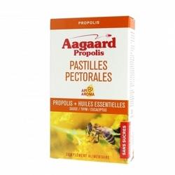 Pastilles pectorales Bio Aagaard 30 pastilles