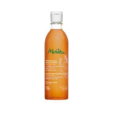 Shampoing cheveux gras Bio Melvita 200ml